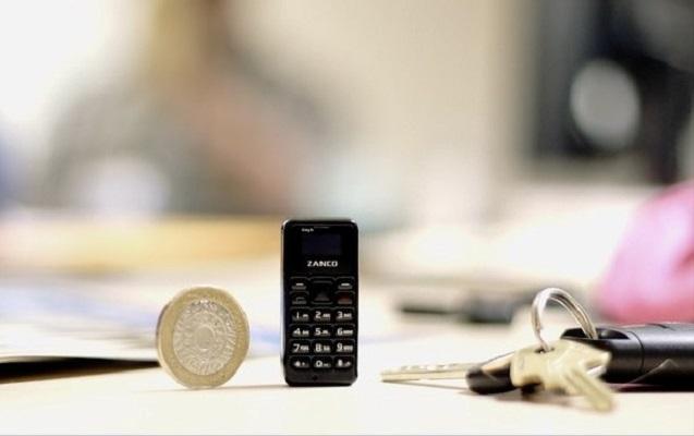 Dünyada ən kiçik mobil qurğu təqdim edilib