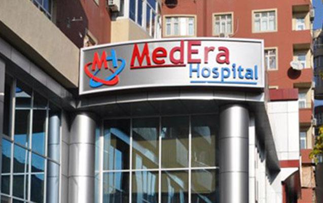 """""""Medera"""" klinikasından ölüm hadisəsi ilə bağlı"""