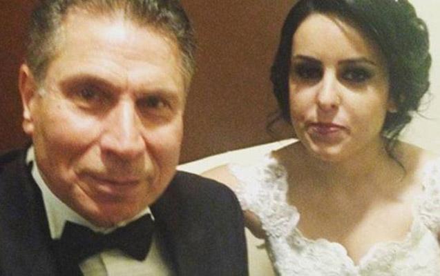 Özündən 40 yaş kiçik qızla evləndi