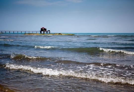 Sumqayıtda 51 yaşlı kişi dənizdə batıb