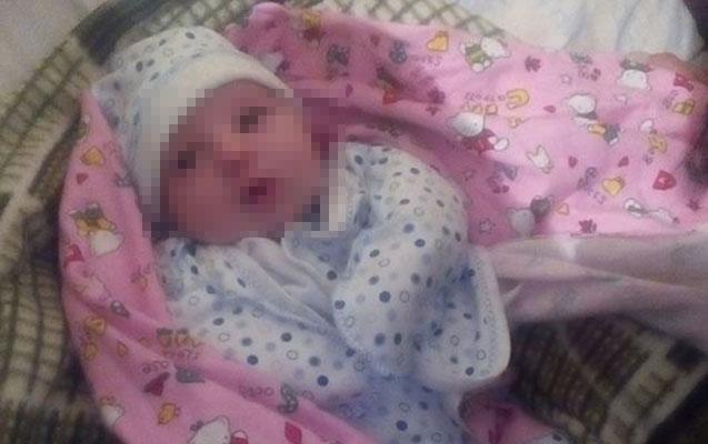 Nikahdankənar doğulan 15 günlük körpə sahibsiz qaldı