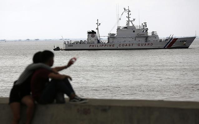 Filippində gəmi 251 sərnişinlə batıb