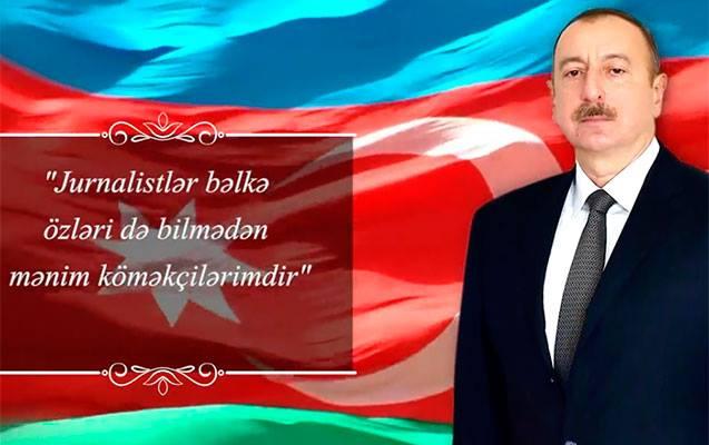 """""""İlham Əliyevin dostları"""" ölkə başçısını təbrik etdi"""