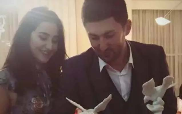 Anar Məmmədxanovun qızı nişanlandı - Foto