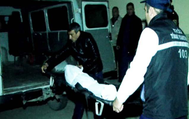 Şirvanda 80 yaşlı kişi evində ölü tapılıb