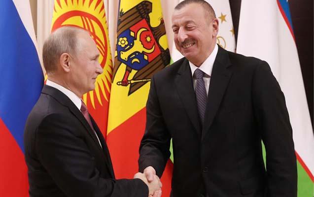 Prezident MDB liderlərinin qeyri-rəsmi görüşündə çıxış etdi - Fotolar+ Yeni ...