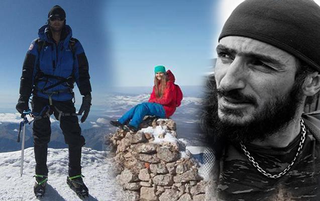 Yoxa çıxan alpinistlər kimdir? -