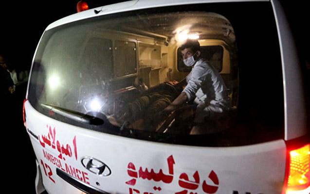 Əfqanıstanda günün 2-ci partlayışı, 6 uşaq ölüb