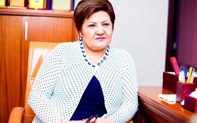 """Prezident Tənzilə Rüstəmxanlıya """"Tərəqqi"""" verdi"""