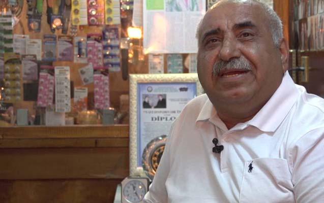 Ramil Usubov tanınmış saatsazın polis oğlunu işdən çıxardı