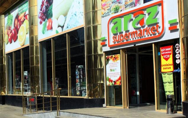 """Məhkəmə """"Araz Supermarket""""i cəzalandırdı"""