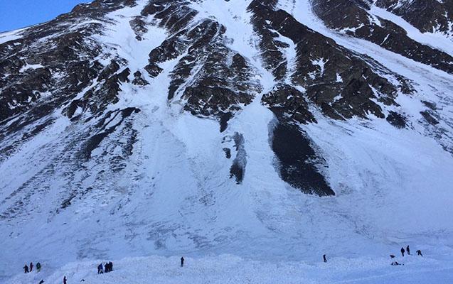 Alpinistlərlə bağlı günün son məlumatı