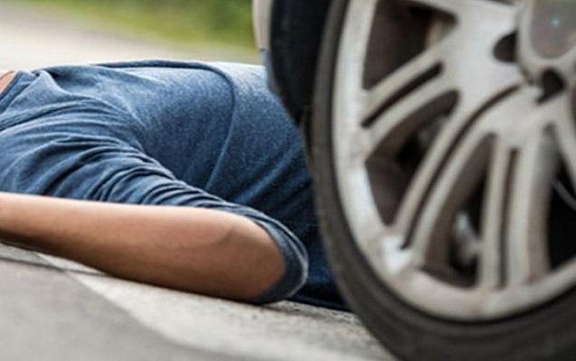 Xırdalanda avtomobil piyadanı vurub öldürdü