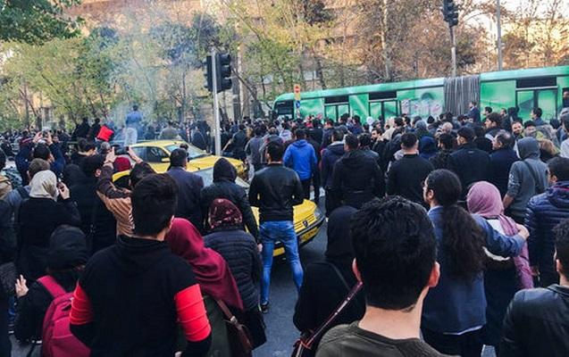 İranda ölənlərin sayı 12-yə çatdı