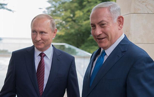 Putin və Netanyahu görüşəcək