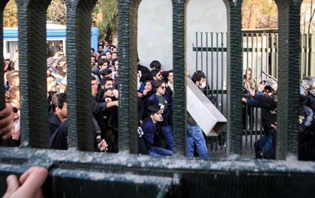 İranda ölənlərin sayı 28 nəfərə çatdı