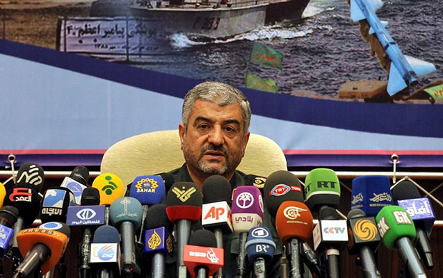 İranda aksiyalar sona çatdı