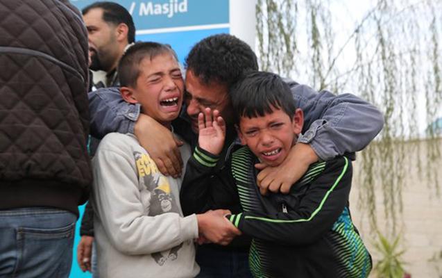 İsrail əsgəri 17 yaşlı fələstinlini öldürdü