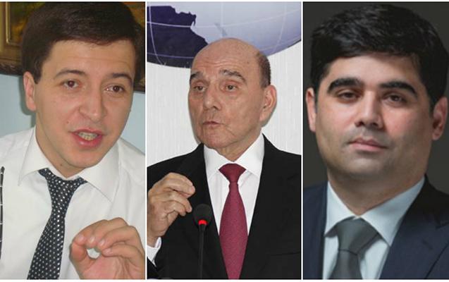 Bu deputatlar AŞPA nümayəndə heyətindən çıxarıldı