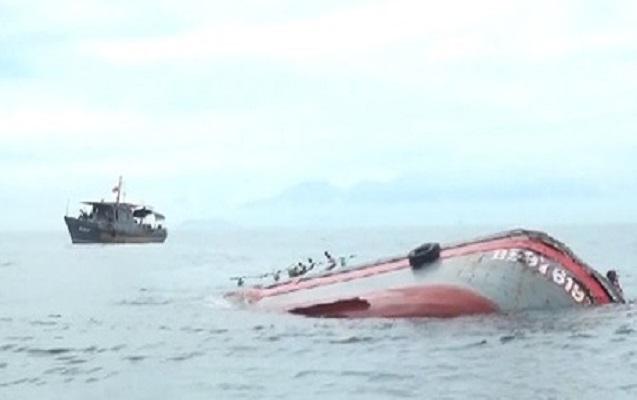 Gəmi qəzası - 32 nəfər itkin düşüb