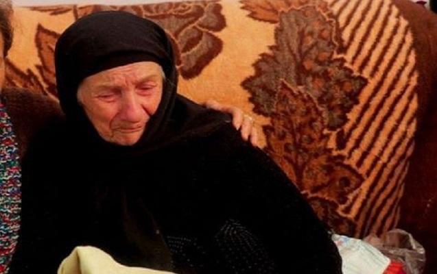 Goranboyda küçədə tapılan 104 yaşlı qadın kimdir? - DİN axtarışdadır