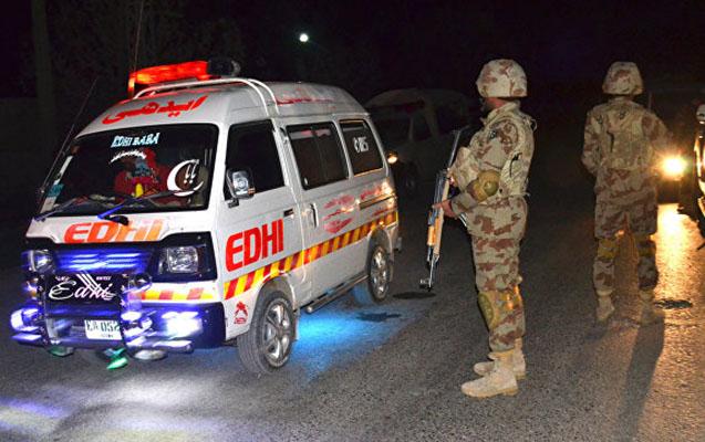 Terror hücumu - 6 ölü, 17 yaralı