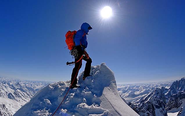 Türkiyəli mütəxəssislər itkin düşən alpinistlərin axtarışına qoşuldu