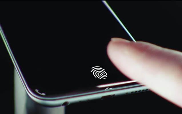 Barmaq izi ekranda olan smartfon təqdim edildi