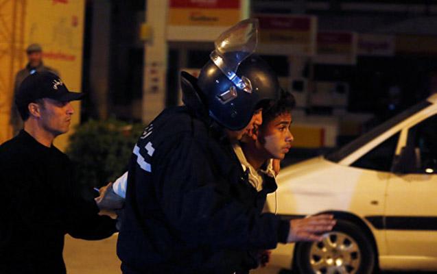 Tunisdə bir gündə 300 etirazçı saxlanılıb