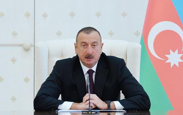 Prezidentdən Azərbaycan dili ilə bağlı