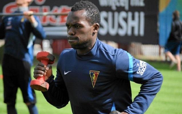 """Kamerunlu futbolçu rəsmən """"Keşlə""""də"""