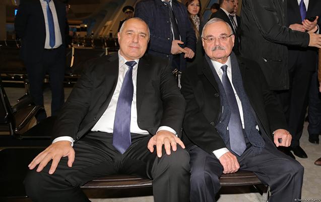 Baş nazirlər Bakı-Sofiya aviareysinin açılışında