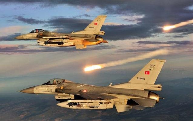 Afrin əməliyyatı başladı, 108 hədəf vuruldu + Yenilənib