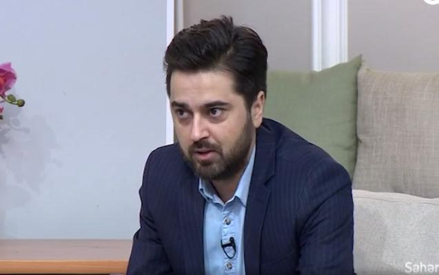 """Bu dəfə Mirkamil """"evlilik oyunu"""" oynadı"""