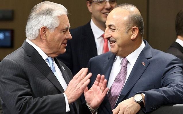 Çavuşoğlu Tillersonla görüşəcək