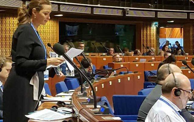 AŞPA-da Dilqəmlə Şahbazın azadlığa buraxılması məsələsi qaldırıldı