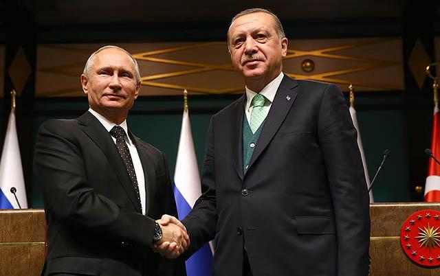 Putinlə Ərdoğan nədən danışacaqlar?