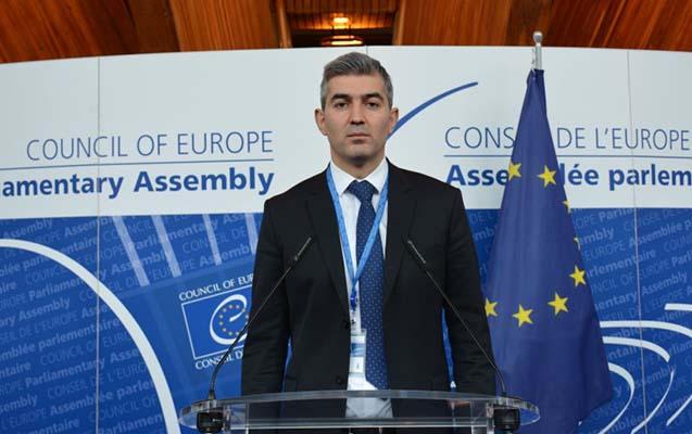 Azərbaycanlı deputat AŞPA komitəsinin sədr müavini seçilib
