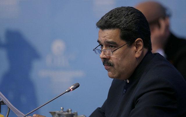 Maduro OPEC-dən yardım istədi