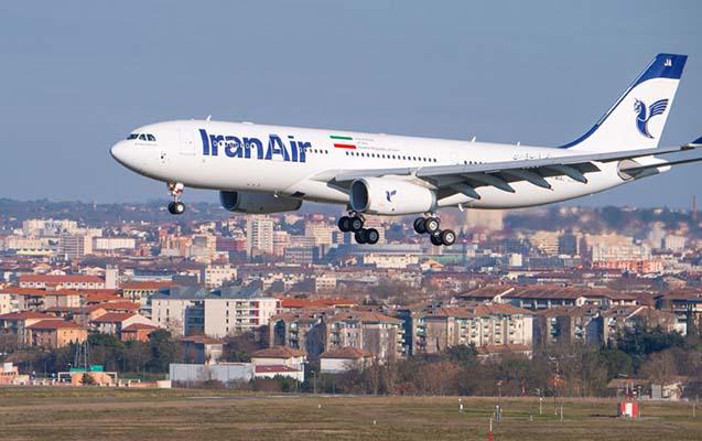 """""""İran Air"""" aviaşirkəti Azərbaycana qayıdır"""