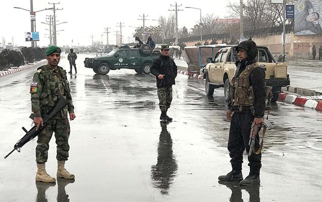 İŞİD hərbi akademiyaya hücum edib, 11 hərbçi ölüb