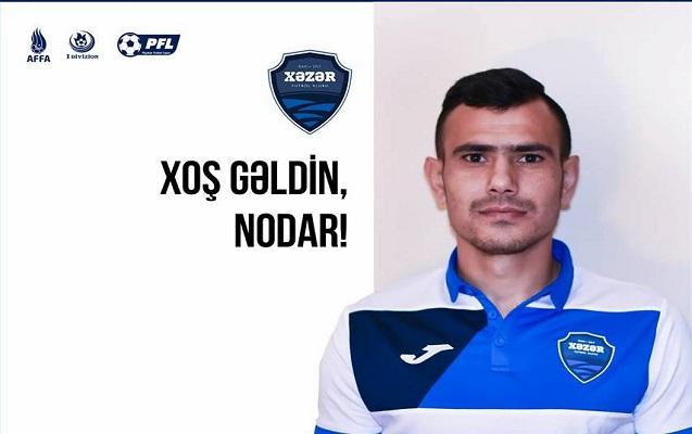 """""""Xəzər"""" Şimali Kiprdən futbolçu transfer etdi"""