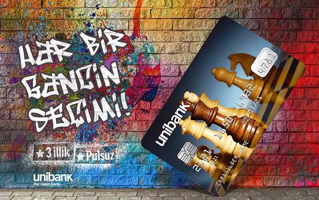 Unibank gənclərə bank kartı hədiyyə edir