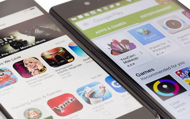 """""""Google Play"""" mağazasında rekord qırılıb"""