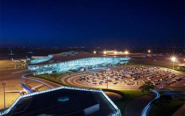 Bakı aeroportu ən gözəl hava limanlarının siyahısında