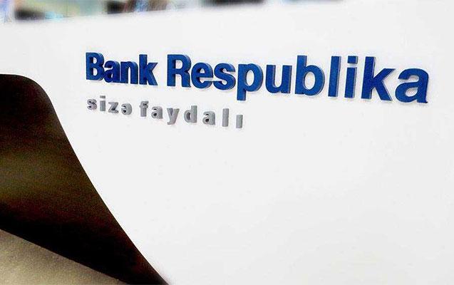 Bank Respublikaya etibar edən müştəri sayı artıb