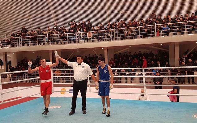 Azərbaycanın ən güclü boksçularının adları açıqlandı