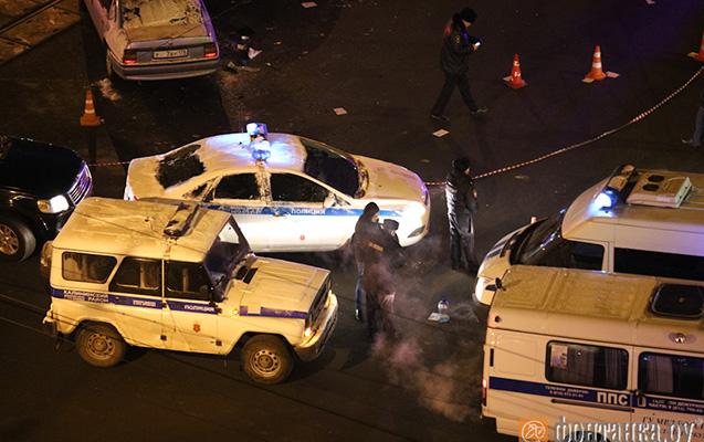 Azərbaycanlı milyon dollarlıq soyğun etdi, polislə atışmaya girdi