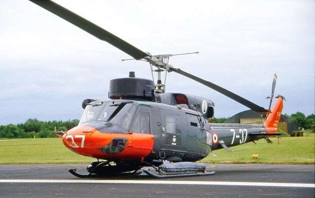 Kolumbiyada pul daşıyan helikopter qaçırıldı
