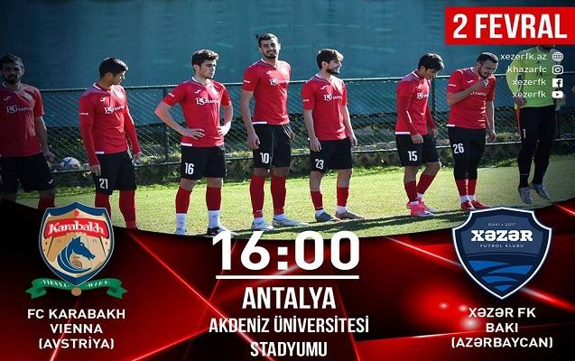 """""""Qarabağ Vyana"""" Azərbaycan klubuna qalib gəldi"""